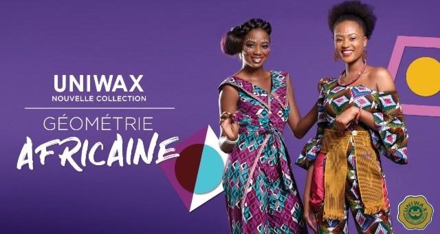 Uniwax lance Géométrie Africaine